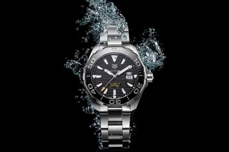 2021 new tag heuer aquaracer watch release
