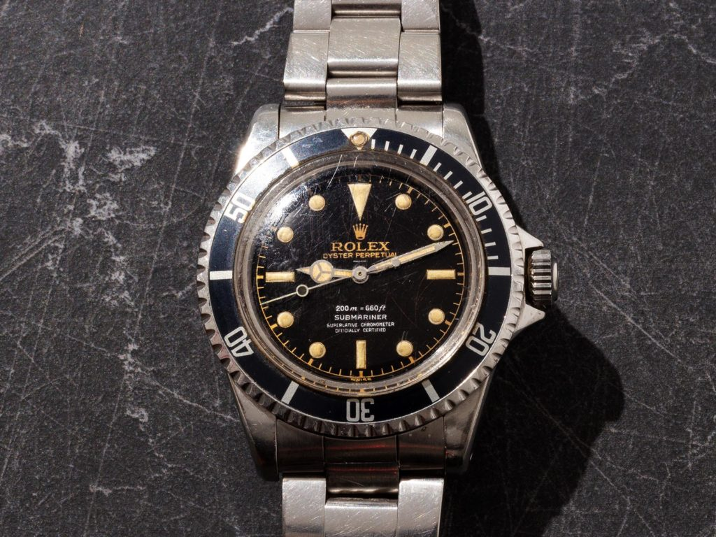 rolex-submariner-vintage-oyster-band-most-patina-2